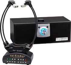 tv ears. #4 tv ears 11941 5.0 dual digital headphone system with speaker review tv