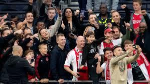 Ajax Leeft Toe Naar Kraker Tegen Tottenham Persconferentie En