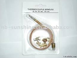 fresh patio heater replacement parts or repair kit gas heater thermocouple endless summer patio heater thermocouple