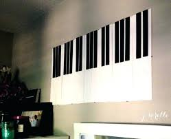 wall decor music theme piano table runner and wall decor music bedroom theme home interior designs on piano themed wall art with wall decor music theme writersplanet