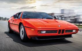 All BMW Models 1980s bmw : 1980 BMW M1 Classic Drive - Motor Trend Classic