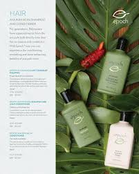 Epoch Ava Puhi Moni Shampoo And Light Conditioner Nuskin Epoch Ava Puhi Moni Shampoo And Light Conditioner Natural Plant Extract