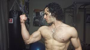 how to get bigger arms for skinny guys agers fast biceps and triceps workout at home for m you