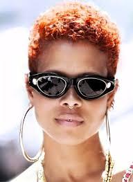 Coupe De Cheveux Femme Noire Americaine Trendy Soins