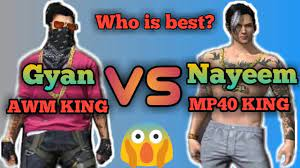 You will find yourself on a deserted island among other players like you. Gyan Gaming Vs Gamingwithnayeem Mp40 King Vs Awm King Free Youtube