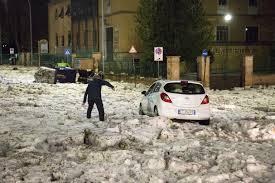 Allerta maltempo, scuole e parchi chiusi a Roma e a Napoli. Rischio neve a  Milano - Open