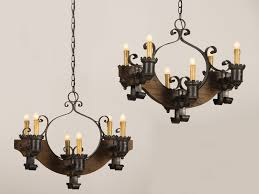 widely used cast iron antique chandelier in antique and vintage pair old wood chandeliers with black
