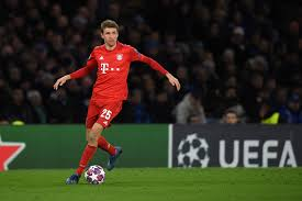 Thomas Muller Extension: How Long Has Muller Played For Bayern