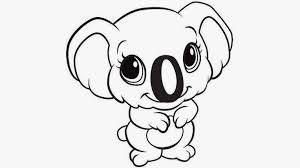 baby koalas coloring for kids coloring pages koala coloring pages