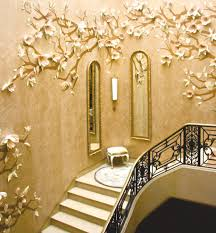 Stairs Wall Decoration Ideas Stairs Wall Decoration Ideas 2 The Minimalist Nyc