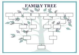 Free Family Tree Cover Sheet Pages Template Word Glotro Co