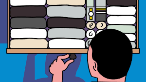 what the marie kondo method is like in real life gq
