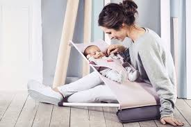 6 modern baby bouncers that are super stylish space savers