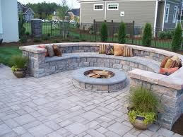 Patio Pavers On Patio Furniture Sets For Awesome Patio Stone Ideas Backyard Patio Stones