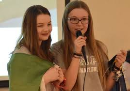 Charlotte Barber Teenagers From Cliftons Samuel Whitbread Academy Hold Quiz Night To