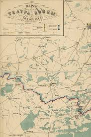 Отечественная война года Карта театра войны 1815 года