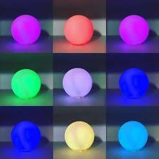 led mood lighting. small colour changing led light up ball mood lighting decorative ornament 9028 led