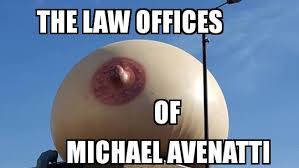 Image result for  scumbag avenatti attorney cartoon