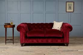 red velvet sofa. Awesome Dark Red Velvet Sofa , Fancy 58 About Remodel Living Room L