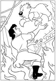 Small Picture Eric Little Mermaid Coloring Pages Coloring Pages