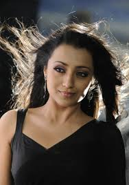 trisha in black saree stills - trisha-in-black-saree-stills-d60e5515