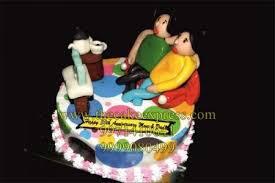 Send Parents Anniversary Cake To Gurugram Online Buy Parents