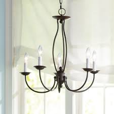 williams 5 light candle style chandelier