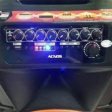 Dàn karaoke di động Acnos KB39S 300W giá tốt, có trả góp 0%