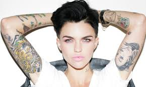 ruby rose orange is the new black. ruby rose will be donning an orange jumpsuit for oitnb season 3 is the new black w