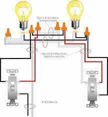 one switch two lights wiring diagram one wiring diagrams wiring multiple lights to one switch at A Series Of Lights To One Switch Wiring Diagrams