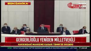 Son dakika: Ömer Faruk Gergerlioğlu yeniden milletvekili