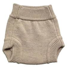 Sloomb Sustainablebabyish Knit Wool Diaper Cover Soaker