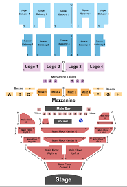 The Fillmore Detroit Seating Chart Detroit