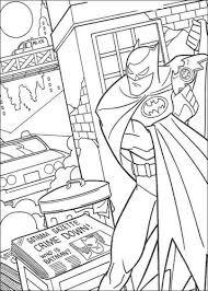 Kids N Fun 72 Kleurplaten Van Batman