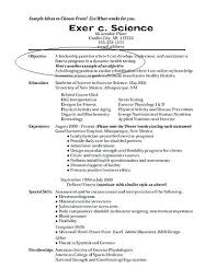Phlebotomy Resume Examples Resume Objective Resume Objective Samples ...