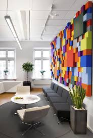 architecture simple office room. Download Pop Art Interior Design Office Waiting Room Simple Long Taupe Sofa Carpet Table Two Architecture M