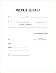 Elegant Apartment Rental Receiptte Resume For Job Free House