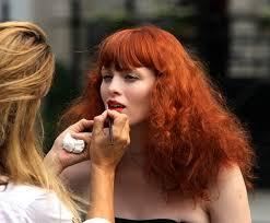 Líčení Pro Nás Zrzavé Rady Pro Dívky Se Zrzavými Vlasy