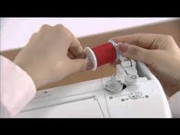 Brother Sewing Machine Instructions Video