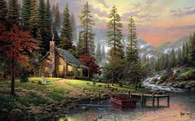 long story short first bob ross paintings are so expensive you may use the money and yourself some thing similar to this instead