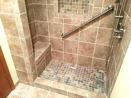 walk in shower with bench seat benches ideas showers seats homes