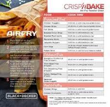 Black Decker Crisp N Bake Air Fry Toaster Oven
