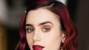 mice phan makeup makeup tutorial videos phan rihanna exclusive lily collins shows us how to get