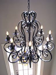 chandelier black wrought iron chandeliers and black iron chandelier with iron candle chandelier astounding black