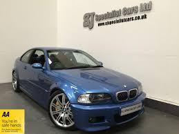 Coupe Series bmw 2004 m3 : Used 2004 BMW E46 M3 [00-06] M3 SMG for sale in Wigan | Pistonheads