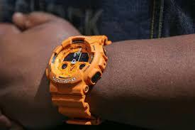 Наручные <b>часы Casio</b> G-SHOCK <b>GA</b>-<b>100RS</b>-<b>4AER</b> — купить в ...
