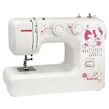 Стоит ли покупать <b>Швейная машина Janome Sew</b> Cat 57 ...