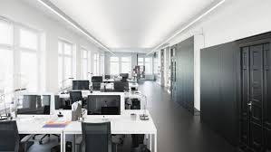 lighting in an office. Switching To LED Bulbs Is A Good Option For Lighting Solution. Installing In Homes And Offices The Best Way Select Light An Office
