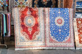 specialised drying rooms ensure rugs are appropriately dried out and clean before they are ready to be delivered home or picked up oriental rugs