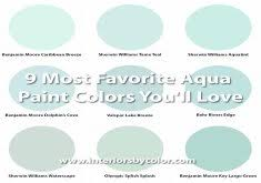 aqua paint colorAttractive Seafoam Paint Color Sherwin Williams Sherwin Williams